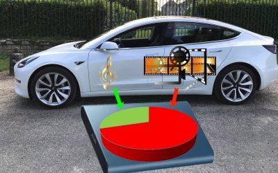 Formater un périphérique USB dans sa Tesla et/ou partitionner